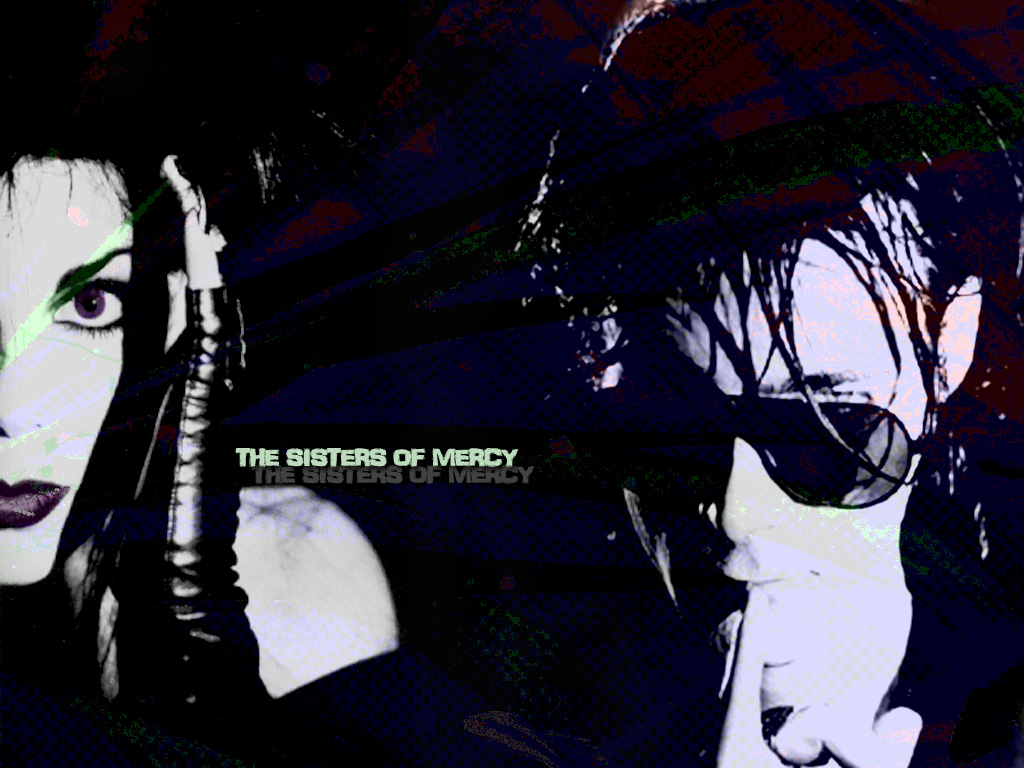 The Sisters Of Mercy - A Merciful Release