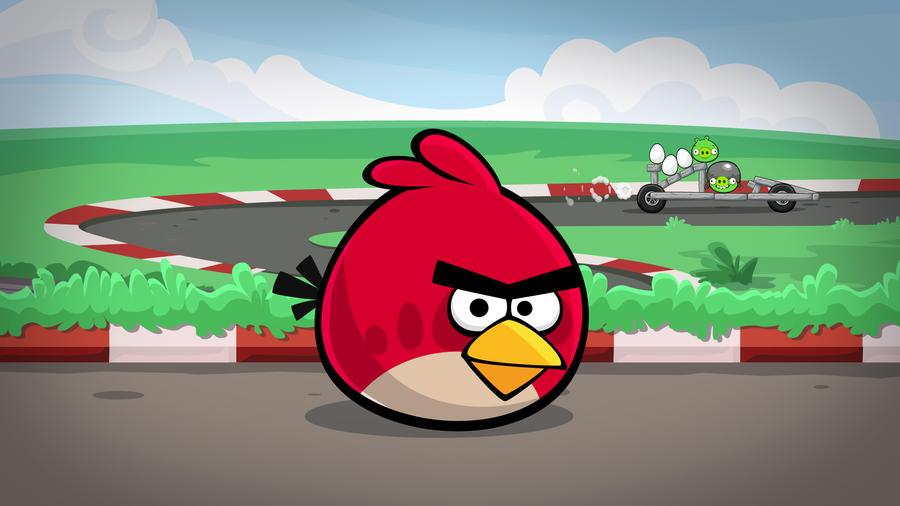 Angry Birds Wallpaper:Heikki by nikitabirds
