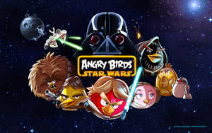 Angry Birds Star Wars Wallpaper #1 by nikitabirds