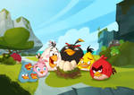 Angry Birds:Toons #1