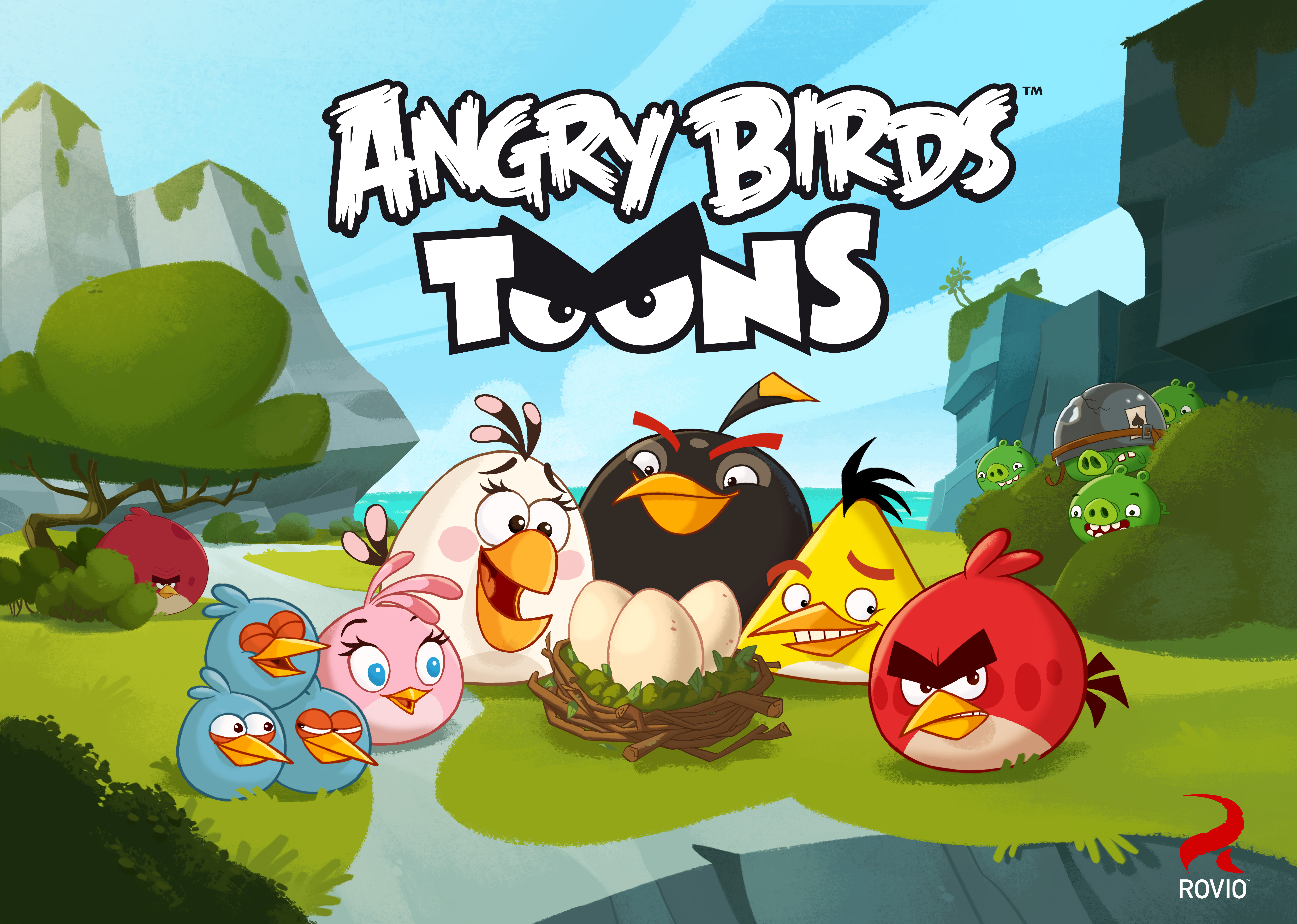 ultra hd]angry birds toons[teaser picture]nikitabirds on deviantart
