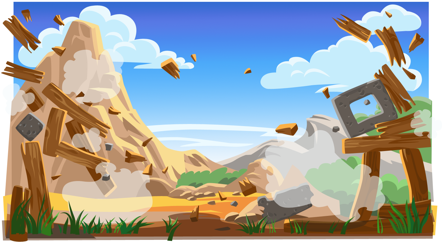 [Background]Angry Birds Classic:Title Screen by ...