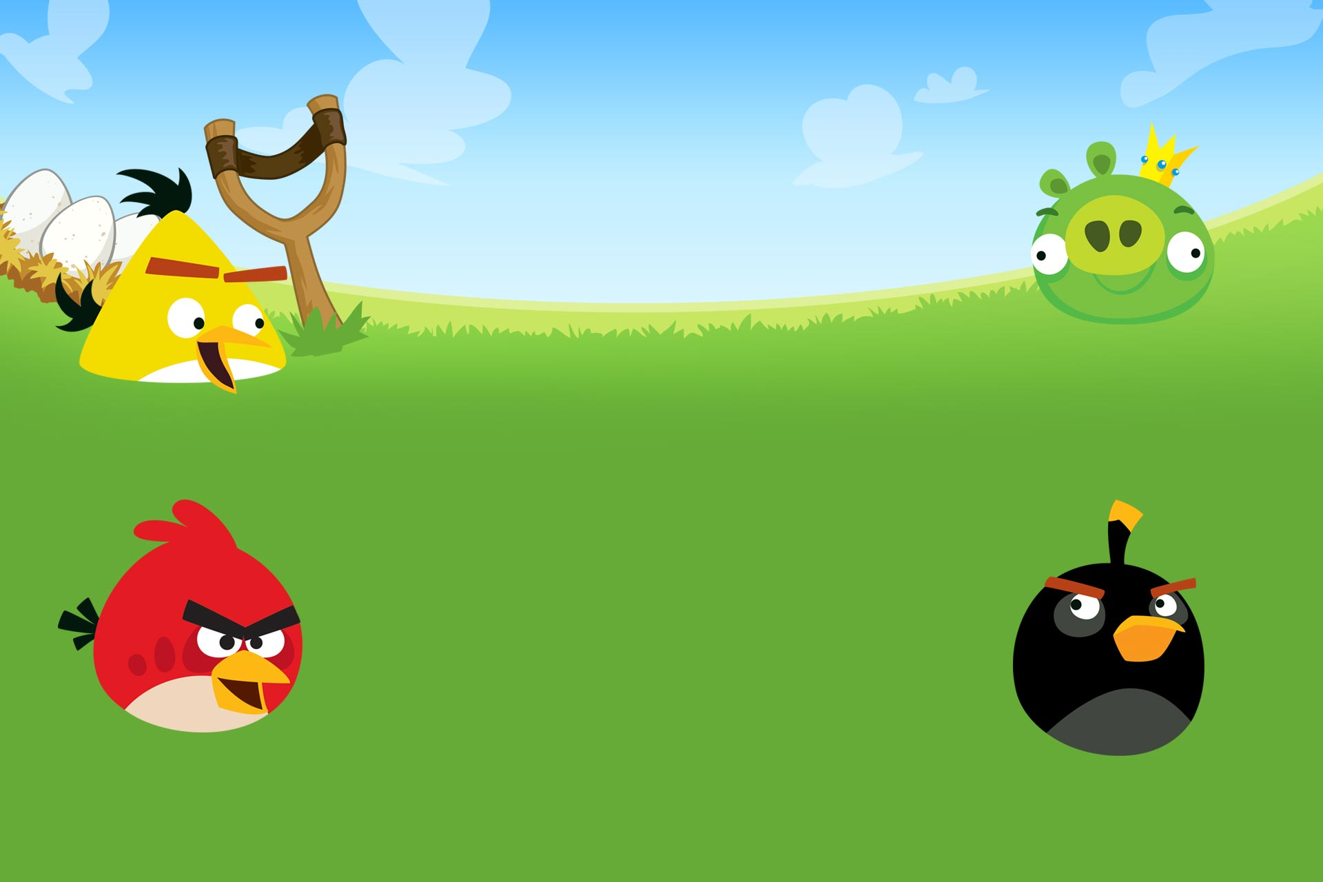 Tumblr Backgrounds Birds Angry birds background byAngry Bird Background
