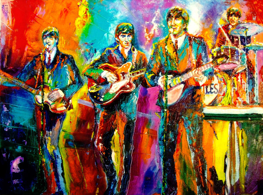 Beatles by Beatles74i0c