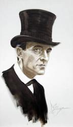Brett as Holmes by Duncan-Eagleson