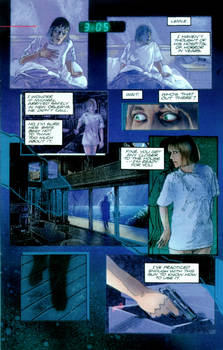 'The Witching Hour,' Issue 3, Page 3