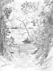 Islet Bridge by Duncan-Eagleson