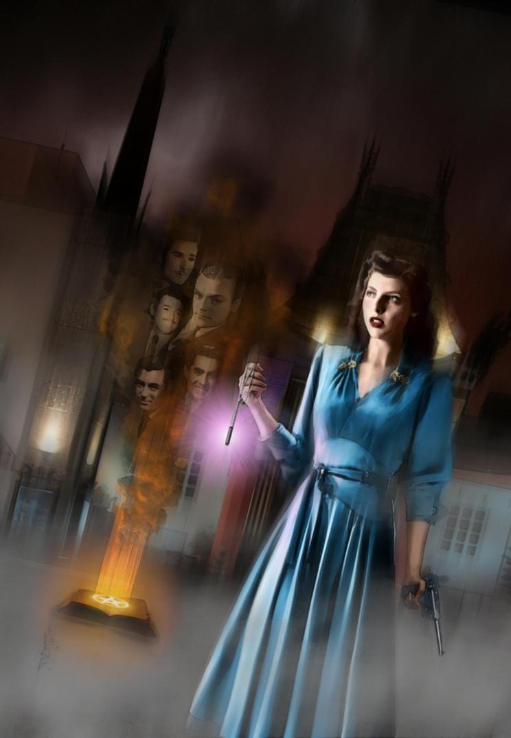 Hollywood Devils by Duncan-Eagleson