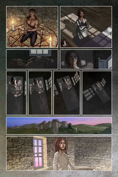 Joan of Light and D'Arc  Page 17