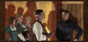 Joan of Light and D'Arc   Page 13 Panel 5