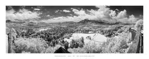 Salzburg in Infrared - I