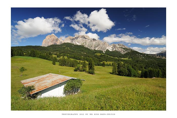 Tofana, Dolomites - I by DimensionSeven