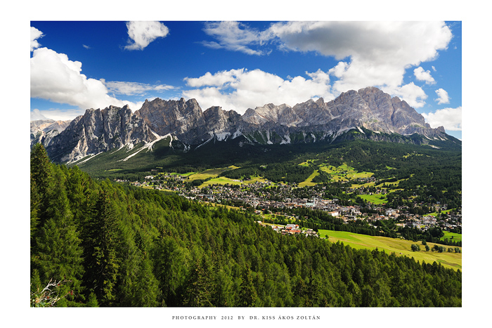 Cortina, Dolomites - I by DimensionSeven