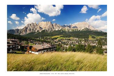 Cortina d'Ampezzo by DimensionSeven