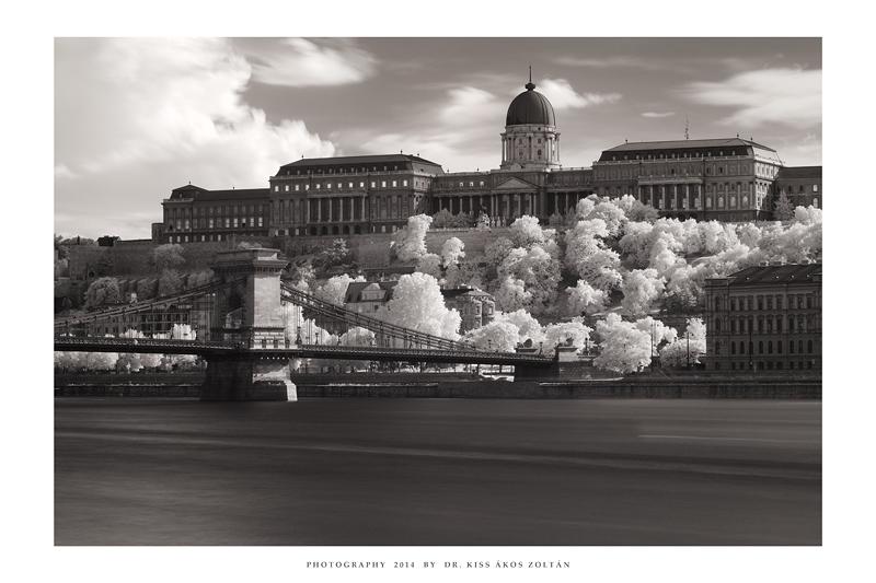 Budapest - IR XLVIII (Budapest Noir) by DimensionSeven
