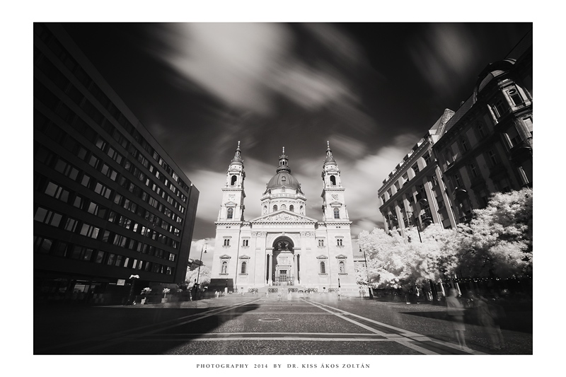 Budapest - IR XLIX (Budapest Noir) by DimensionSeven