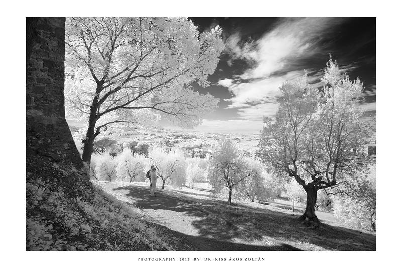 Tuscany IR - V by DimensionSeven