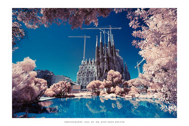 Barcelona IR - III by DimensionSeven
