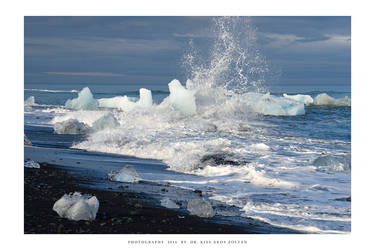 Iceland - XXXIX by DimensionSeven