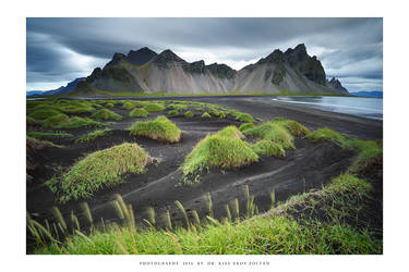 Iceland - XLIII by DimensionSeven