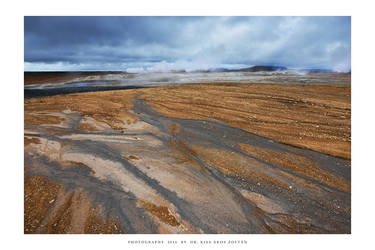 Iceland - LIV by DimensionSeven