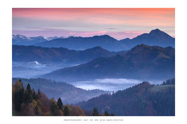 Julian Alps - I by DimensionSeven