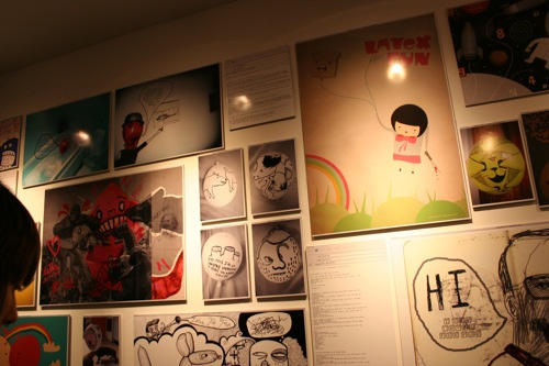 . Latex for Fun exhibition 2 .