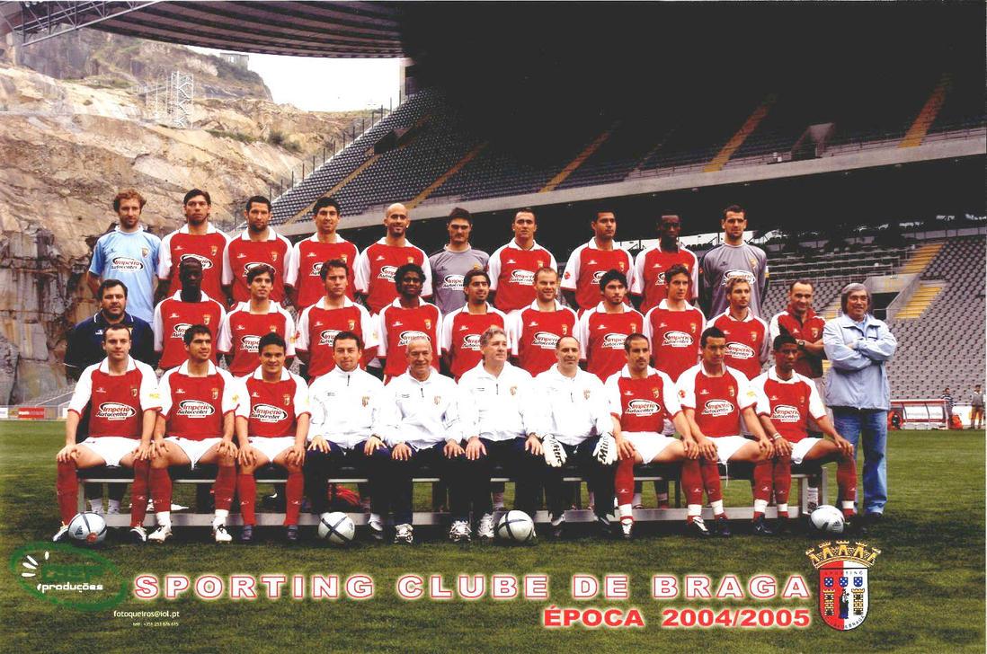 SC Braga: Sc Braga 2004-2005 By ERASaSMo On DeviantArt