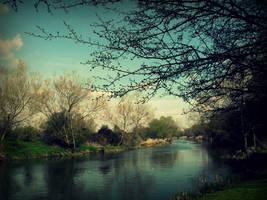 That Blue Sky. by sasha-sunshine0
