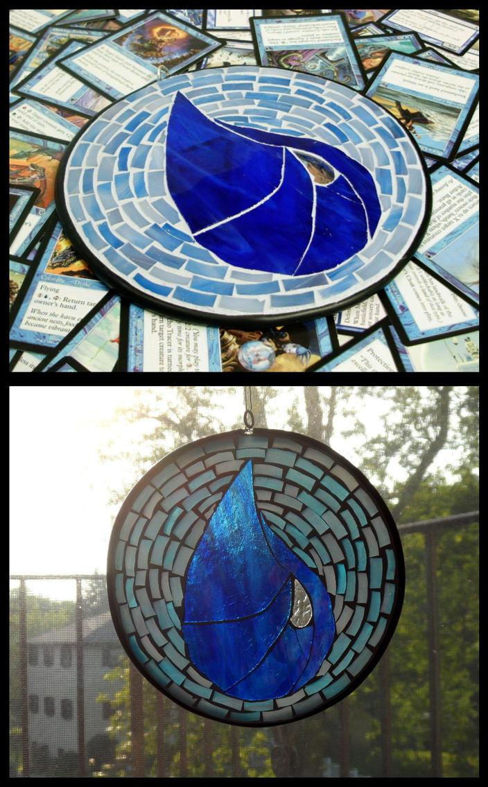 Magic the gathering mana symbol blue by vitrigeek on deviantart magic the gathering mana symbol blue by vitrigeek biocorpaavc