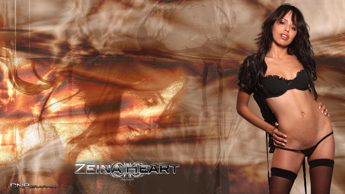 Zeina Heart Nude Photos 30