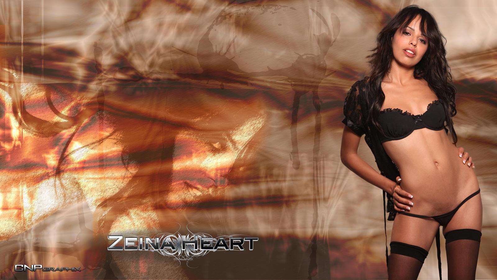 Zeina Heart Nude Photos 67