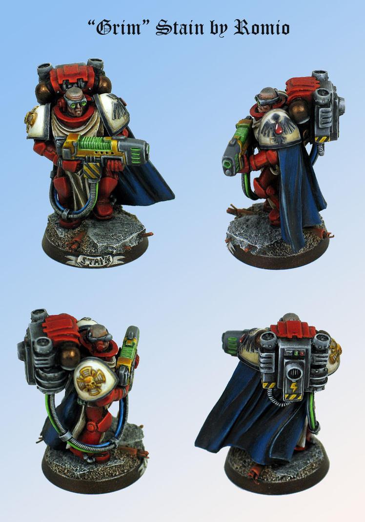 Veteran Grim Stain by Tarrom
