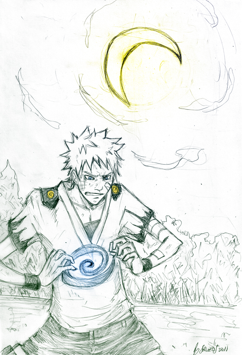 Secret jutsu by Sanzo-Sinclaire