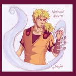 Naruto as Tobirama by Xaldror on DeviantArt