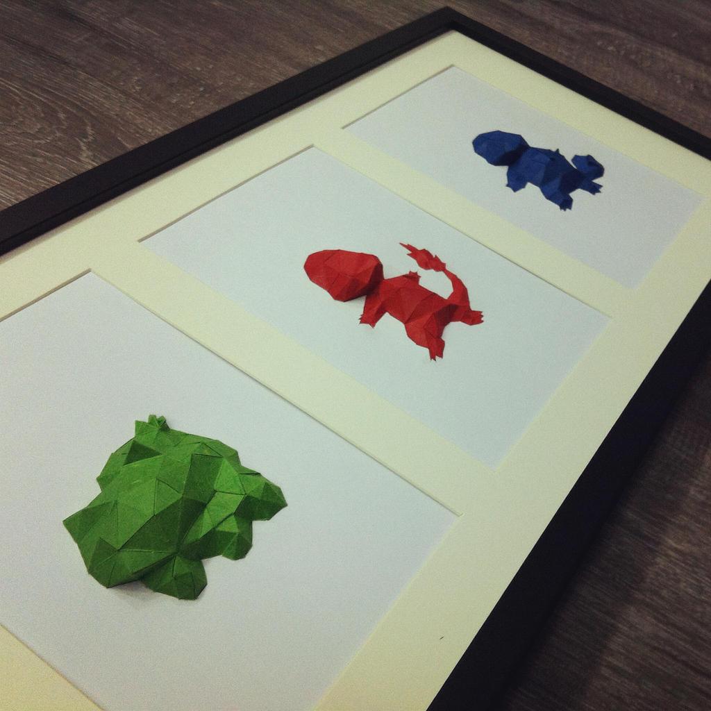 pokemon paper frame by davidtruong pokemon paper frame by davidtruong