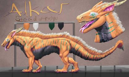 Alkar Steed-of-Knight