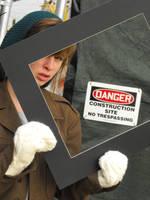 Danger No Tresspassing by underoath2458