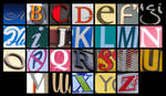 Grand Rapids Alphabet Project by underoath2458