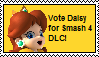 Vote Daisy Stamp by EvilMariobot