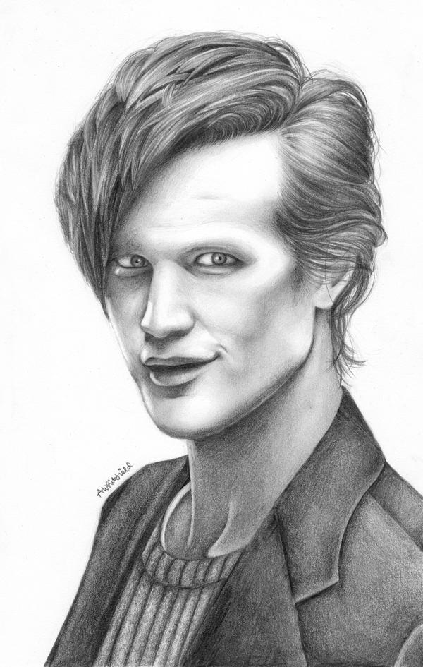 Matt Smith by phoenix132