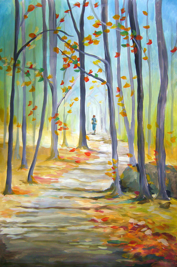Jogging by phoenix132