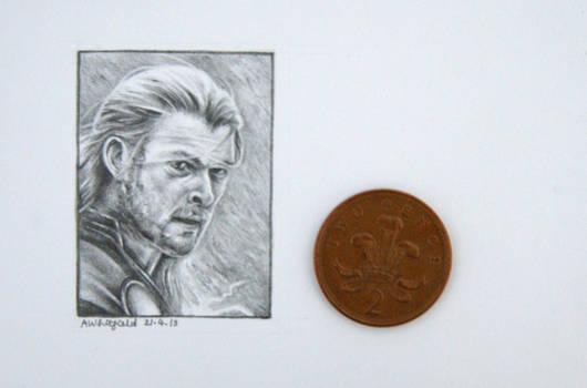 Thor - Miniature Portrait