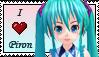 Piron support stamp