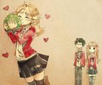 Cabbage love