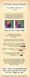 Colour Wheel Tips by Ekkoberry