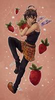Strawberry lover