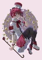 Valentine's day Fukase by Ekkoberry