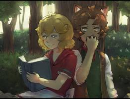 Red Riding Hood (+ Visual Novel DL) by Ekkoberry