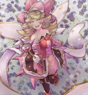 Trickstar Foxglove Witch